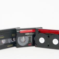 Hi8 na DVD