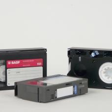 Převod VHS-C