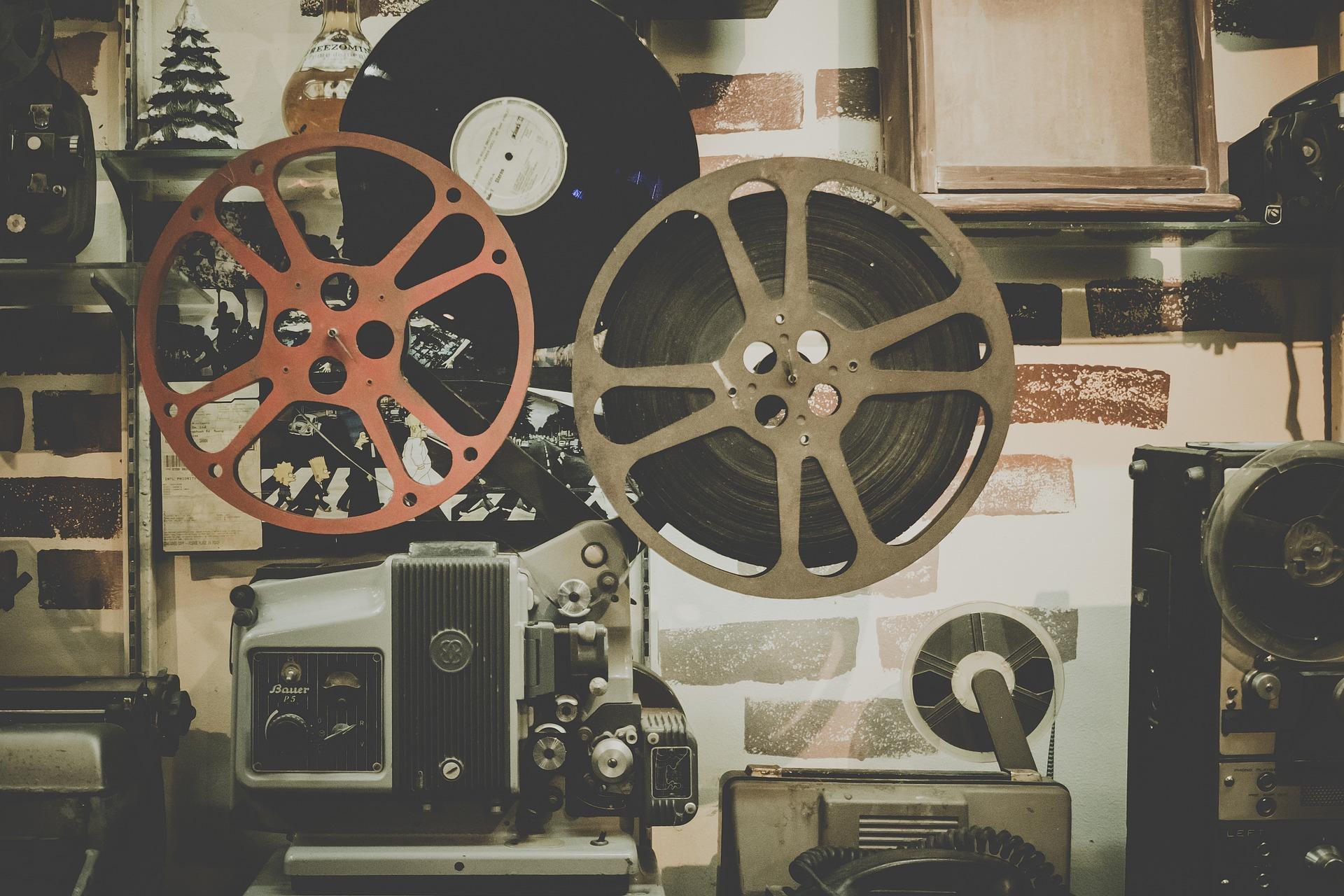 Převod VHS a digitalizace 8mm filmů