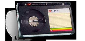 Převod BetaMAX kazet