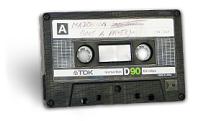 Převod audiokazety MC