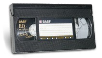 Převod VHS na DVD