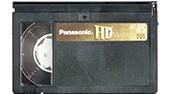Převod VHS-C na DVD Praha