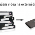Převod VHS na flash disk