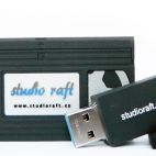 Převod VHS na USB flash disk