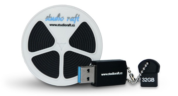 Převod VHS na USB flash disk